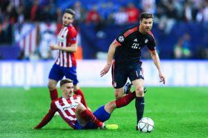 Los alemanes perdieron en la ida por 1-0 ante el Atlético de Madrid. Foto:Getty Images. Imagen Por: