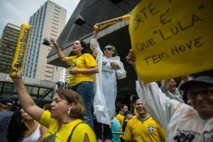 Durante este año han habido bastantes protestas en Brasil. Foto:Getty Images. Imagen Por: