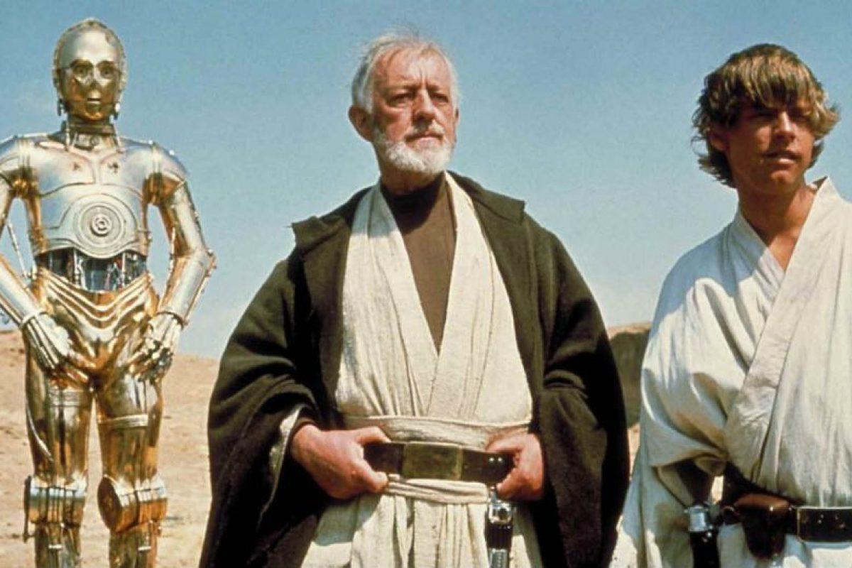Nadie, ni su creador George Lucas, se esperaba el éxito rotundo de la película. Foto:Lucas Film. Imagen Por: