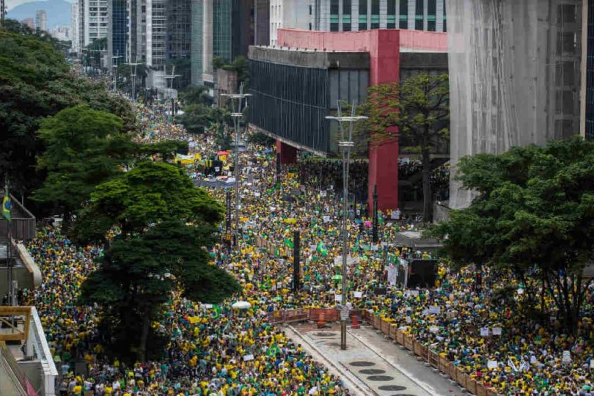 Uno de los motivos fueron las conversaciones entre la presidente Dilma Rousseff y el ex presidente Lula Da Silva. Foto:Getty Images. Imagen Por: