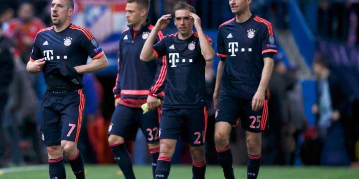 Bayern Munich vs. Atlético de Madrid definen a un finalista de Champions