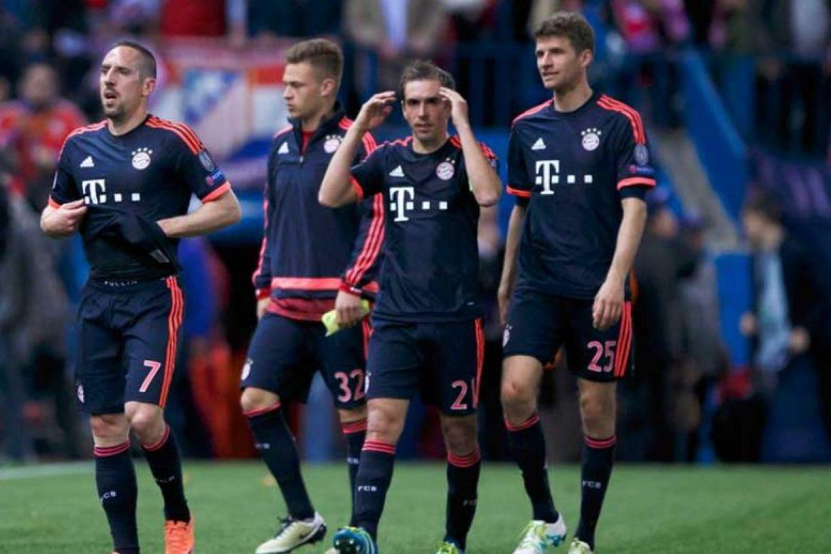Bayern Munich tiene la misión de ganar el boleto a la final de la Champions League en casa. Foto:Getty Images. Imagen Por: