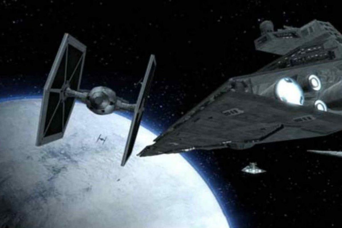 George Lucas estaba seguro de que sería un fracaso en taquilla. Foto:Lucas Film. Imagen Por: