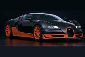 9.- Bugatti Veyron Super Sports Foto:Bugatti. Imagen Por: