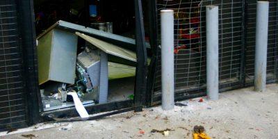 Investigan alunizajes que afectaron a dos empresas en Quilicura