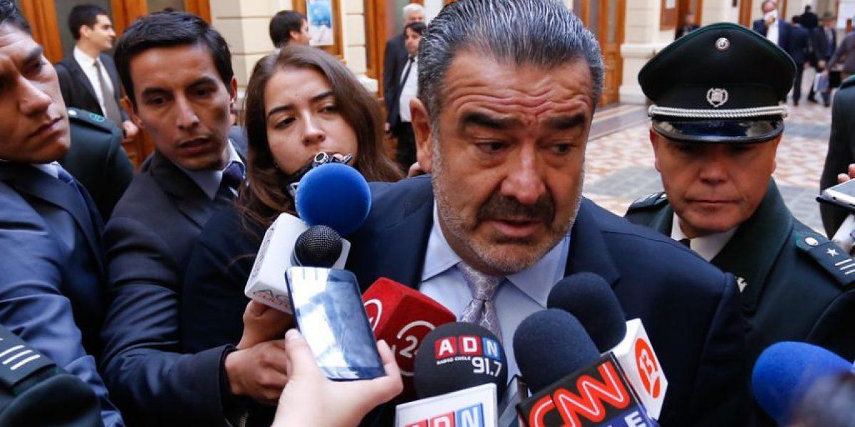 Andrónico Luksic presenta querella por injurias contra diputado Gaspar Rivas
