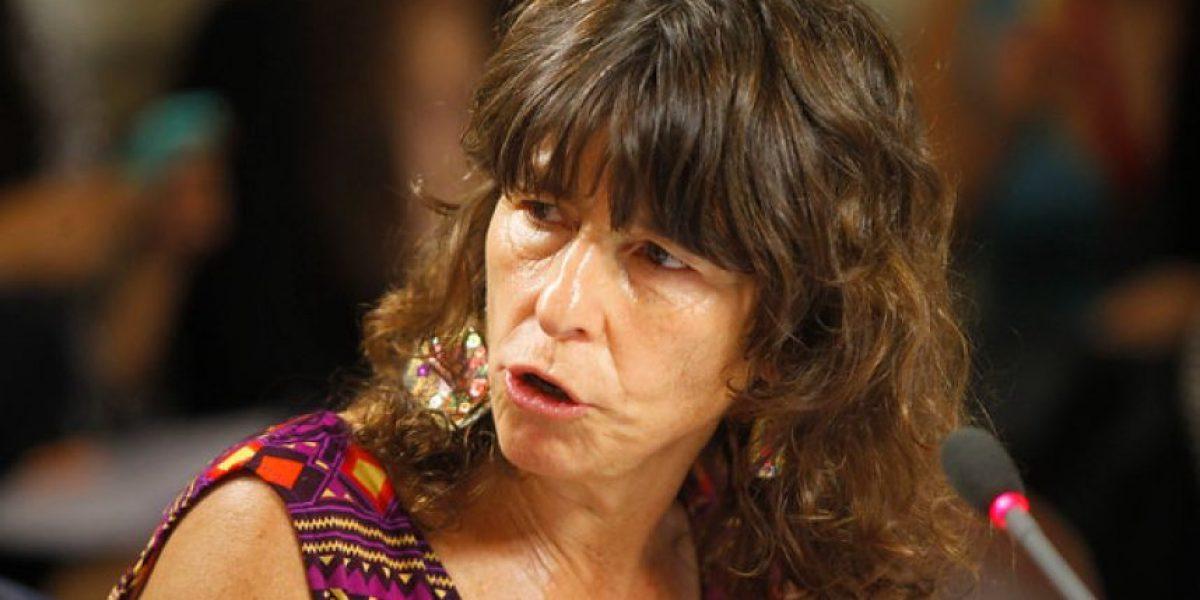 Corte niega desafuero de diputada Girardi por supuestas injurias a alcalde Plaza