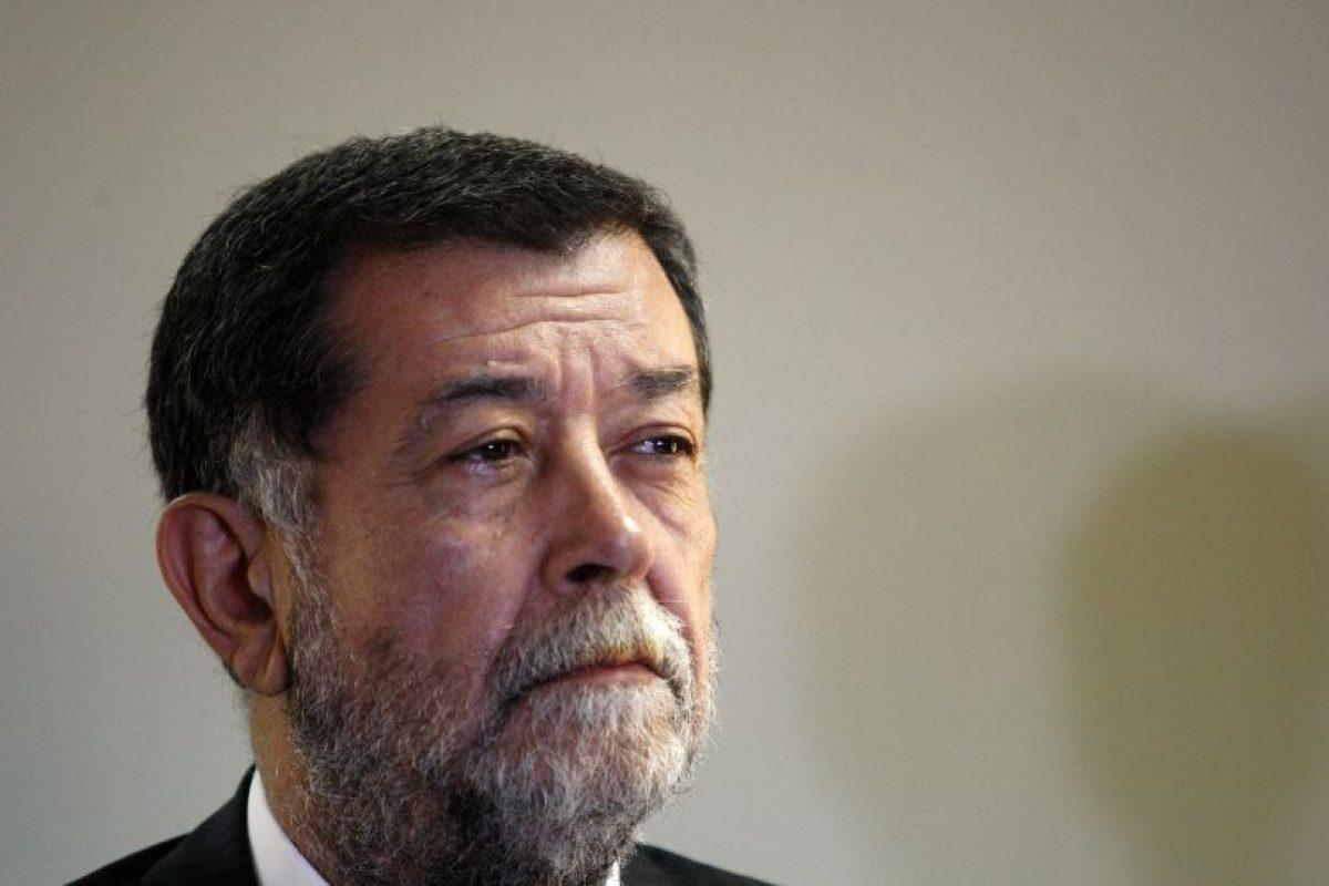 Mahmud Aleuy, subsecretario del Interior. Foto:ATON Chile. Imagen Por: