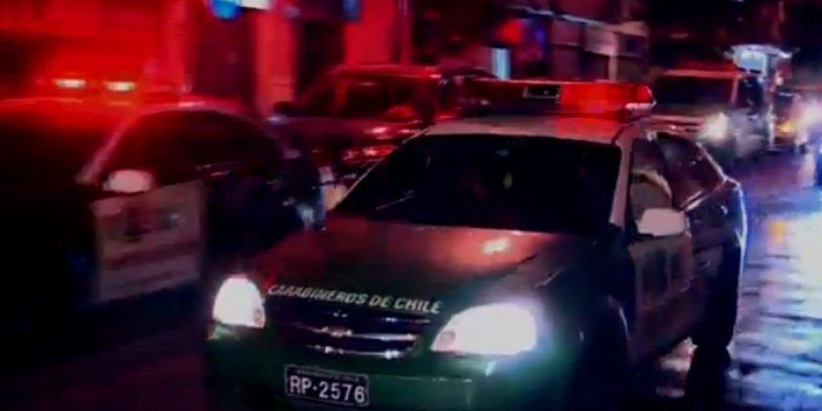 Guardia que facilitó robo de joyerías en el centro de Santiago quedó en prisión