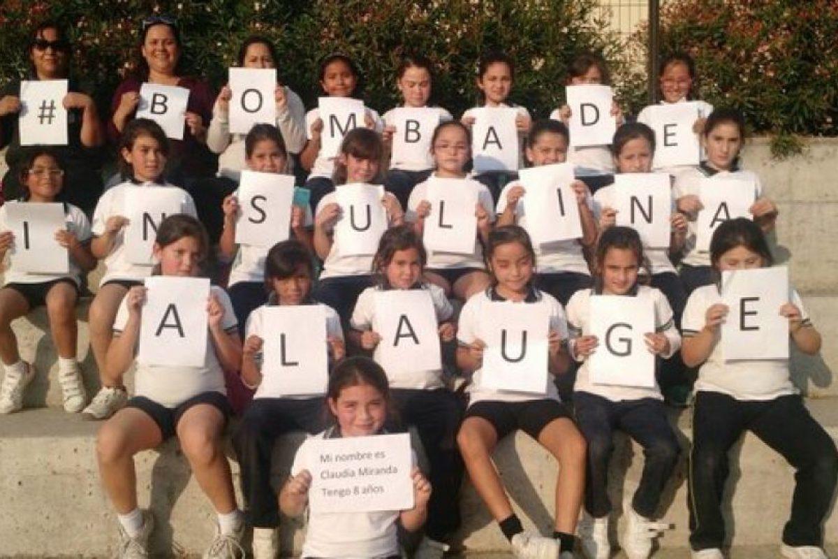 Foto:#BombaDeInsulinaAlAuge. Imagen Por: