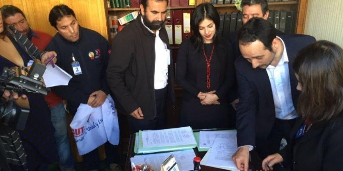 Diputados PC ingresan proyecto de ley que busca permitir la expropiación de SQM