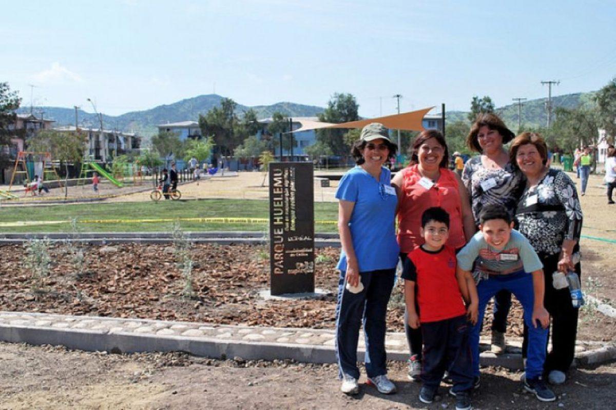 Foto:Gentileza Fundación Mi Parque. Imagen Por:
