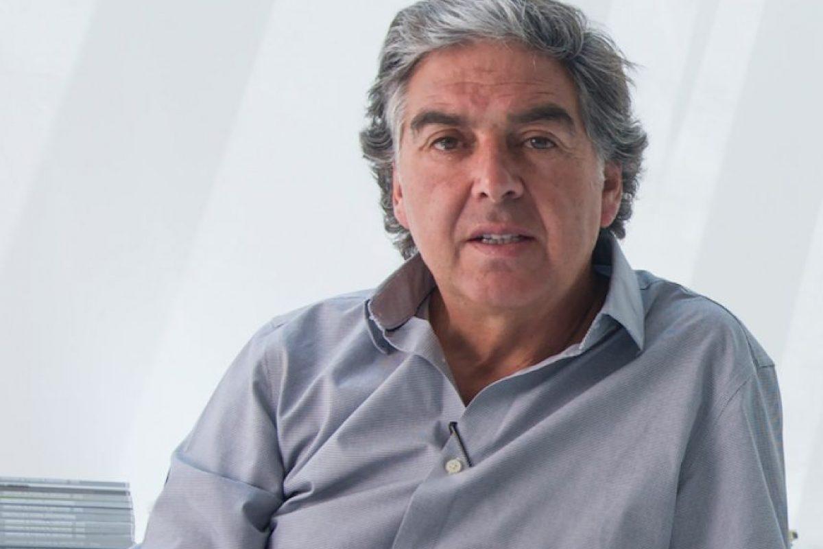 El destacado arquitecto nacional Gonzalo Mardones. Foto:Gentileza. Imagen Por: