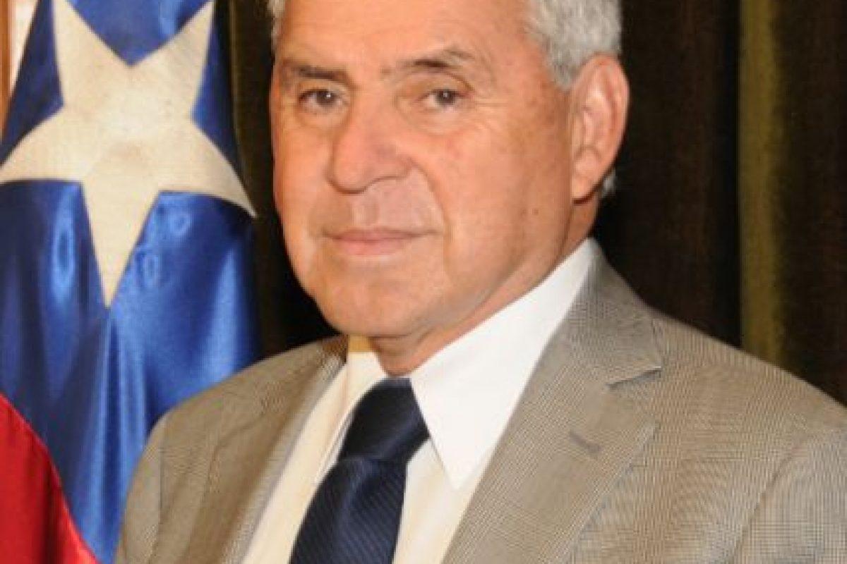 Ministro Carlos Gajardo Galdames Foto:Poder Judicial. Imagen Por: