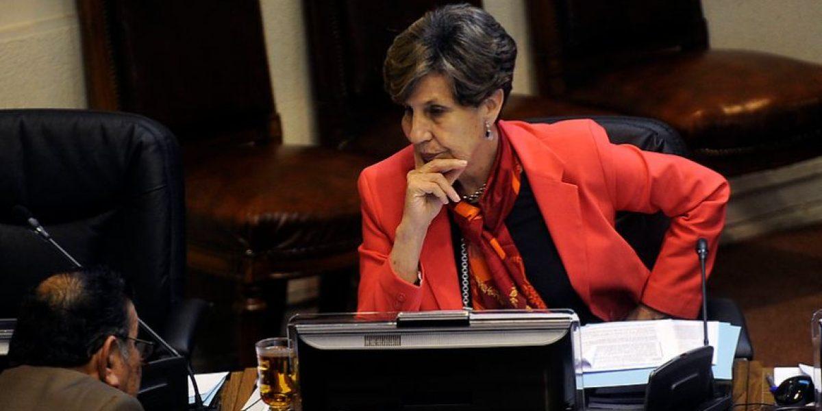 Senadora Allende recurrirá a justicia electoral para lograr primarias en la NM