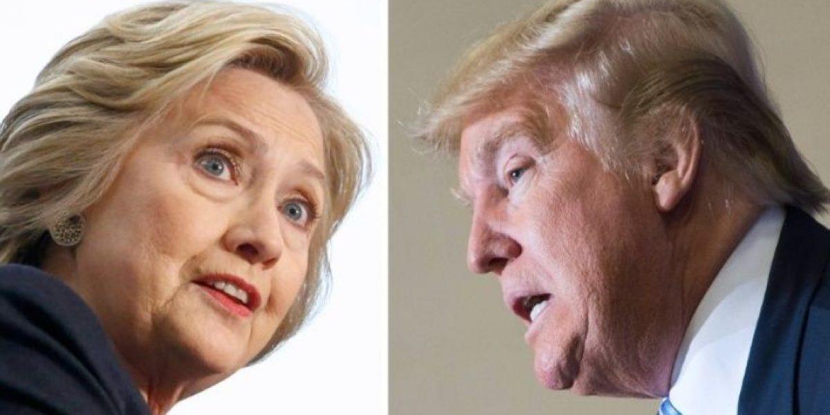 Trump y Clinton buscan en Indiana las puntadas finales para consolidar sus aspiraciones