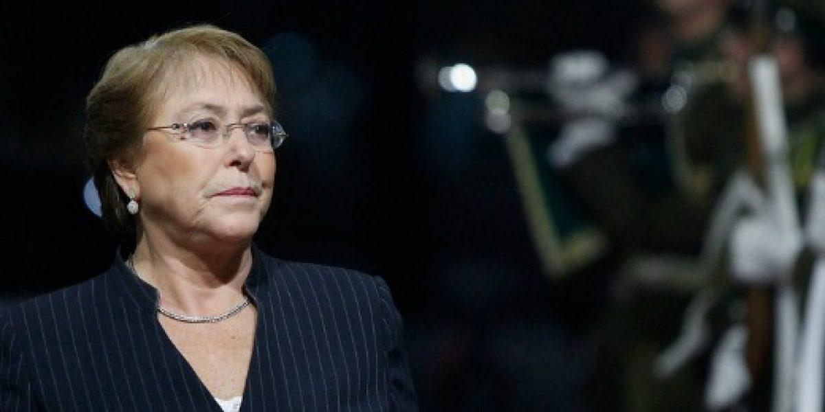 Presidenta Bachelet anuncia entrega de
