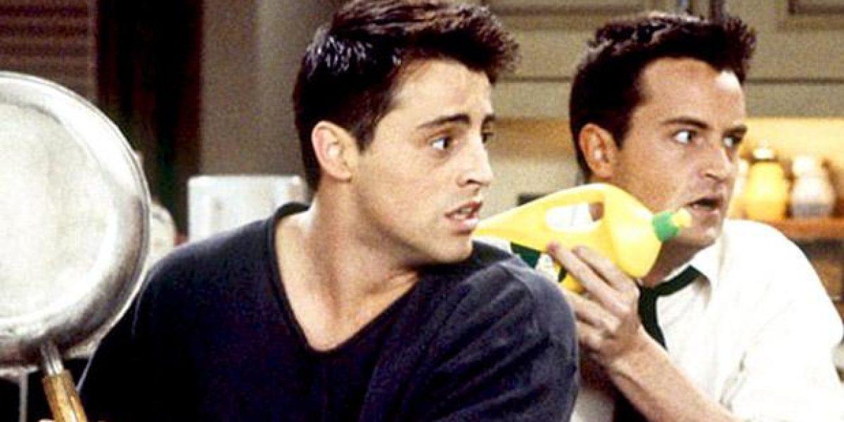 Joey y Chandler se reencontraron a 12 años del término de