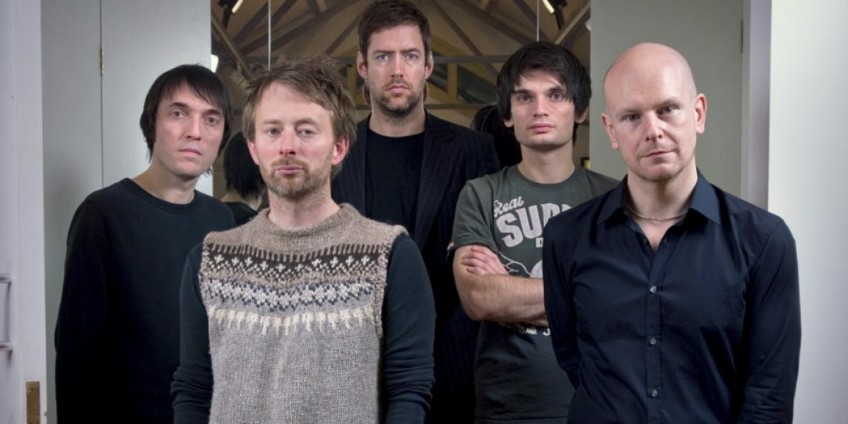 Radiohead vuelve a las redes sociales con dos enigmáticos videos