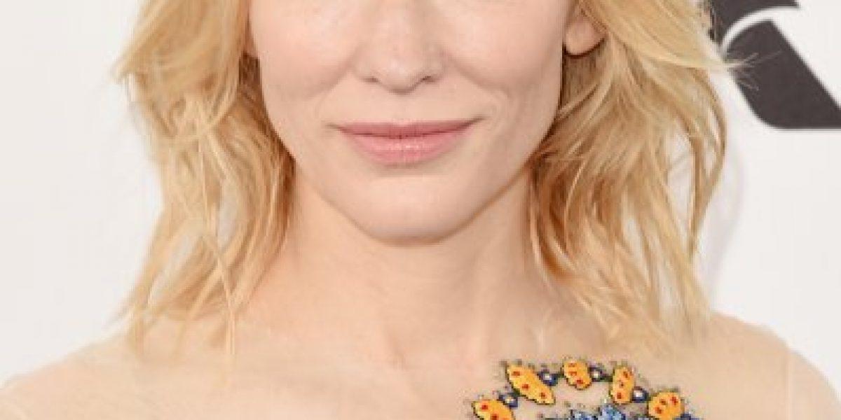 Cate Blanchett recibe importante distinción de parte de la ONU