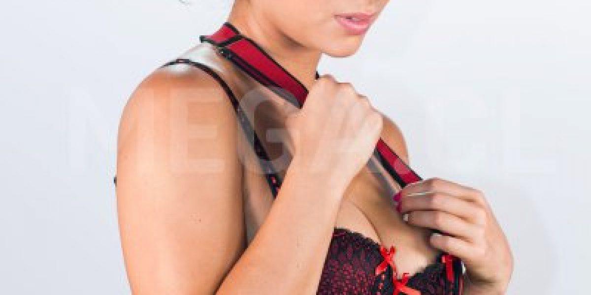 La sexy sesión de fotos que protagonizó Kathy Contreras en