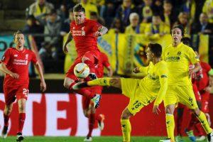 Liverpool vs. Villarreal Foto:Getty Images. Imagen Por: