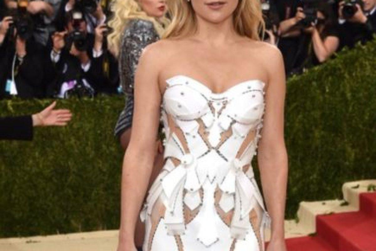 Kate Hudson con cutouts. Foto:vía Getty Images. Imagen Por: