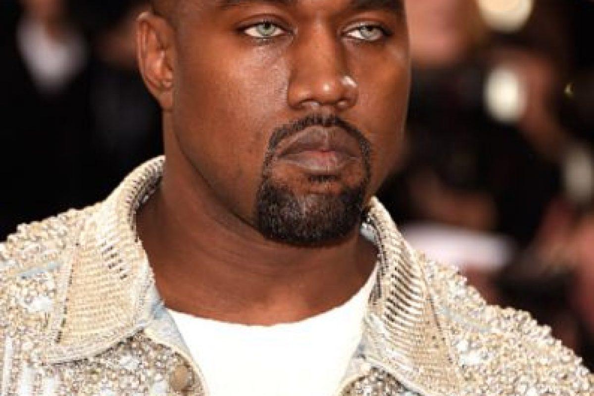 Kanye usó lentes de contacto. Foto:vía Getty Images. Imagen Por:
