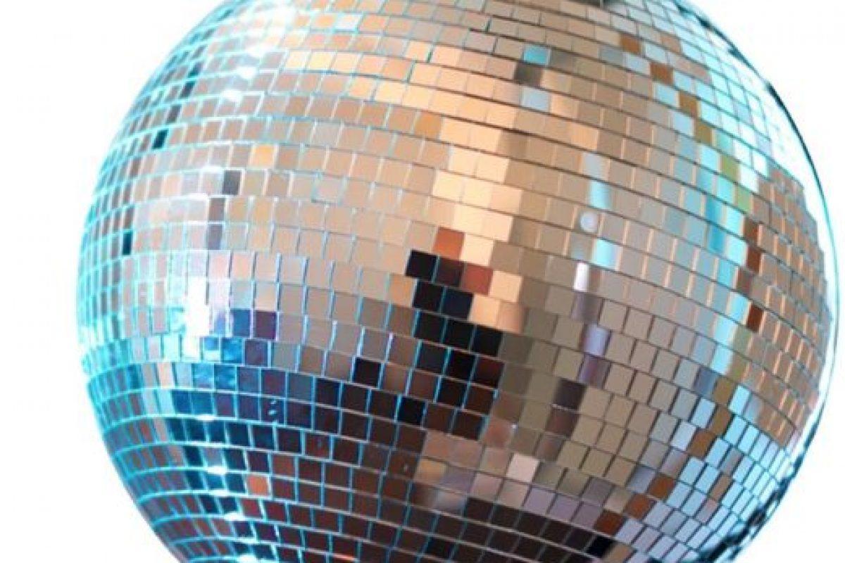 Bola de disco. Foto:vía Twitter. Imagen Por: