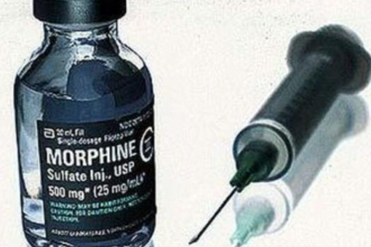 La morfina fue nombrada así por el farmacéutico alemán Friedrich Wilhelm Adam Sertürner en honor a Morfeo, el dios griego de los sueños. Foto:Pixabay. Imagen Por: