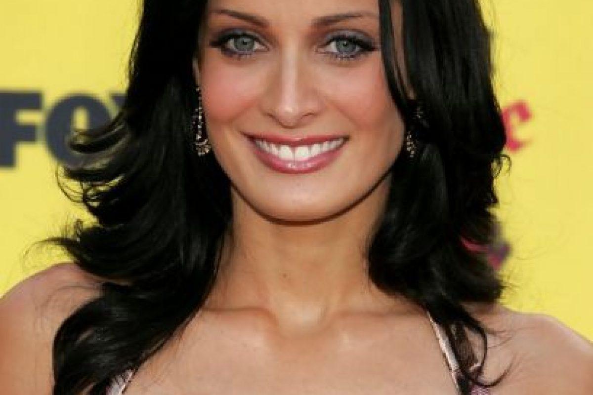 Fue la segunda esposa del salsero. Su romance duró de 2000 a 2004. Foto:Getty Images. Imagen Por:
