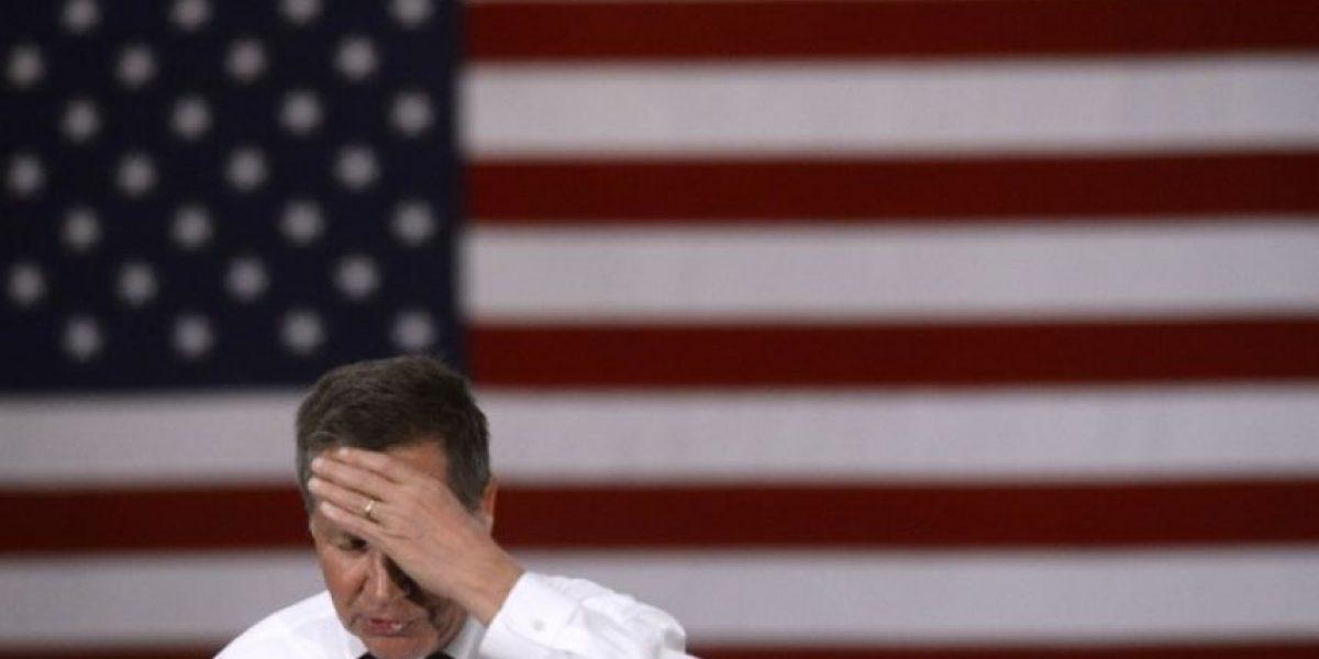 Kasich se retira de la carrera presidencial y deja sin contrincantes a Trump