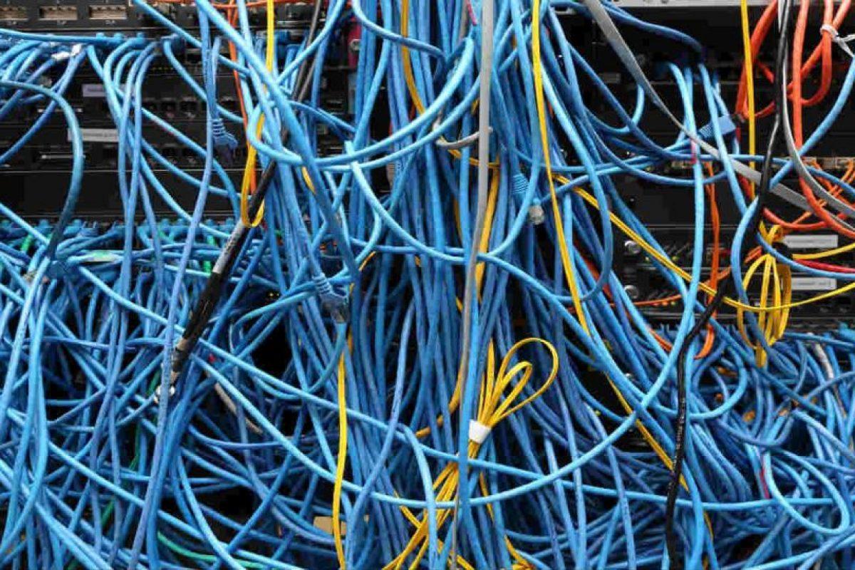 En 1984 sólo había 1000 computadoras conectadas. Foto:Getty Images. Imagen Por: