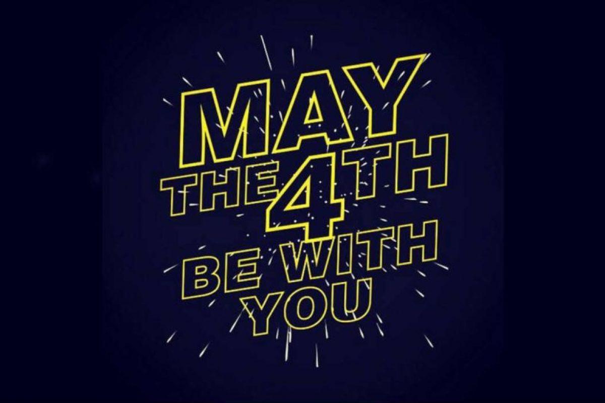 El día de Star Wars nació en 1979. Foto:Twitter. Imagen Por: