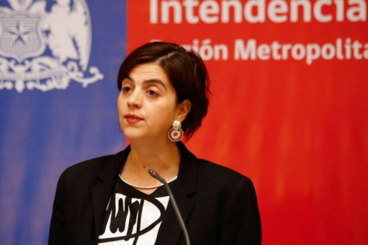 Claudia Pascual Foto:Agencia UNO. Imagen Por: