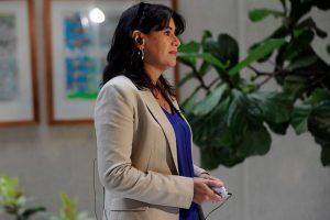 Javiera Blanco Foto:Agencia UNO. Imagen Por: