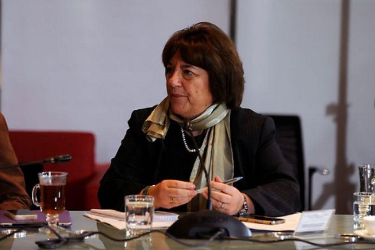 Adriana Delpiano Foto:Agencia UNO. Imagen Por: