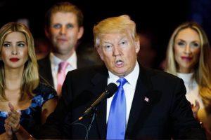 Donald Trump Foto:EFE. Imagen Por: