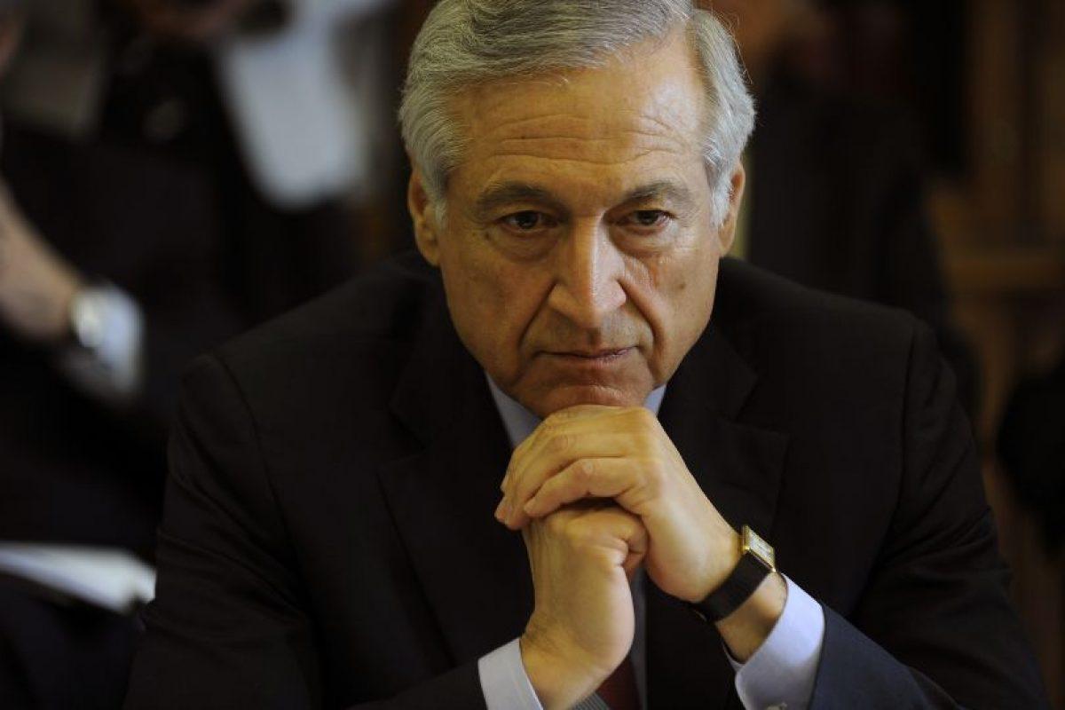 Heraldo Muñoz Foto:Agencia UNO. Imagen Por: