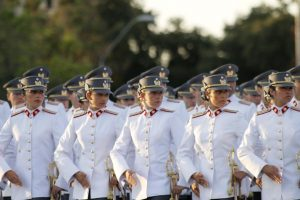 Oficiales de ejercito Foto:Agencia Uno. Imagen Por: