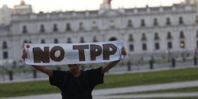 Organizaciones sociales anuncian movilización en contra del TPP