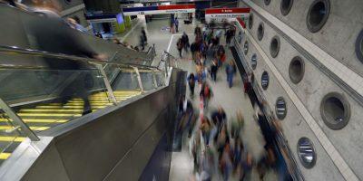 Usuarios reportaron corte de energía eléctrica en Línea 1 del Metro