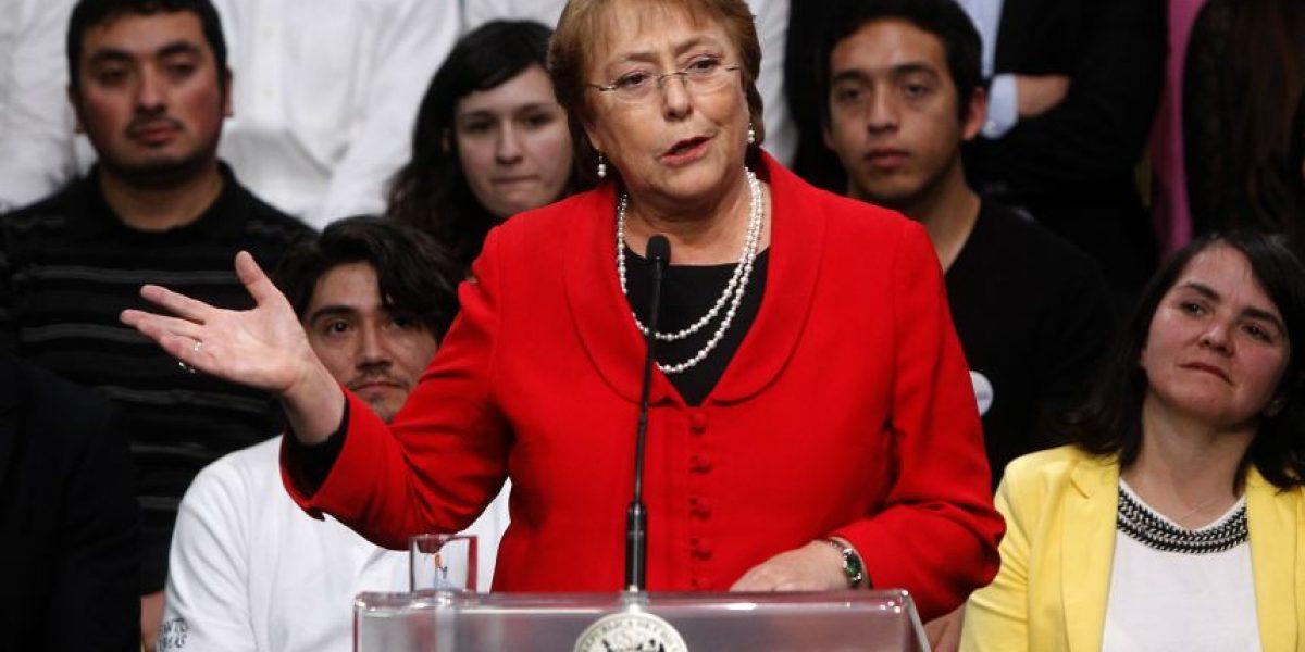 Bachelet por caso Fuente-Alba:
