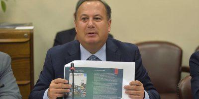 Diputado Pilowsky: comunicado del general (r) Fuente-Alba fue