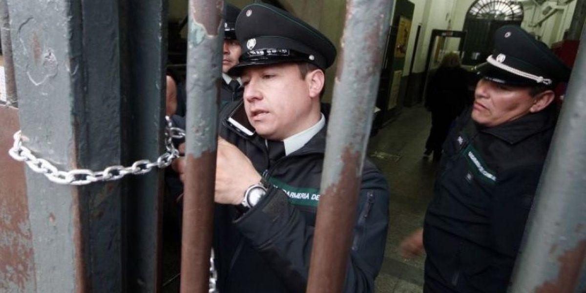 Gendarmería: 109 reos con libertad condicional en Valparaíso son delincuentes peligrosos