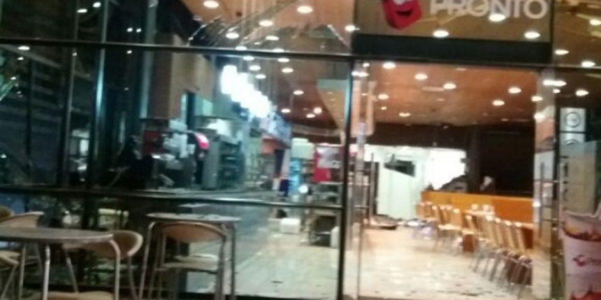 Robo a cajero automático en Santiago dejó botín cercano a los $12 millones