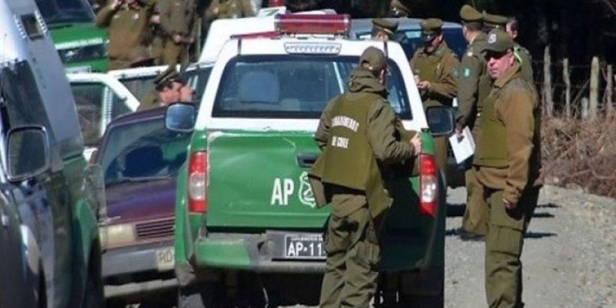 Tercer sospechoso por crimen de niña de 12 años en Calbuco es interrogado