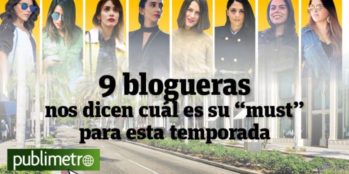 Infografía: 9 blogueras nos dicen cual es su