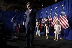 Ted Cruz se retiró de la contienda republicana Foto:AP. Imagen Por: