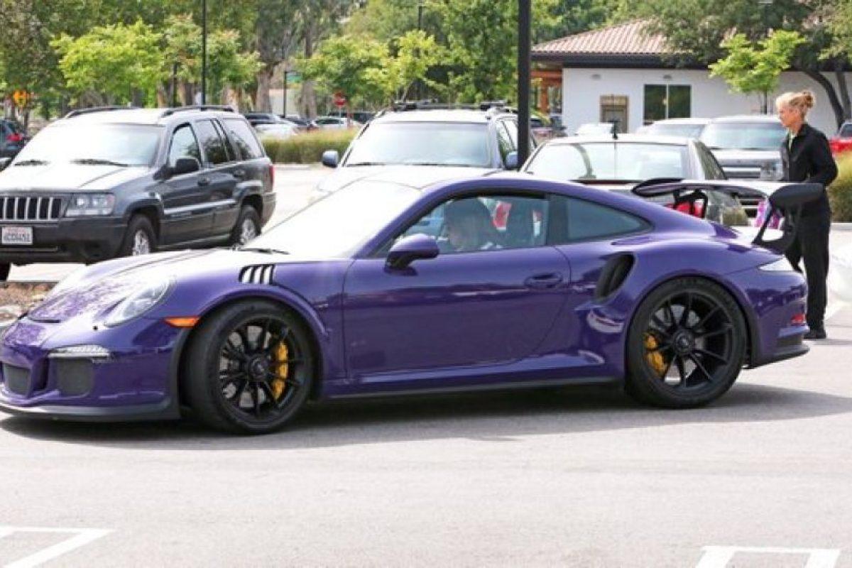 Un Porsche 911 GT3 RS Foto:Grosby Group. Imagen Por: